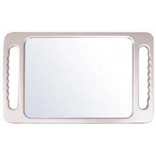 Зеркало заднего вида HairWay 13018-32 прямоугольное белое