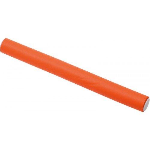 Бигуди-бумеранги Dewal оранжевые, 18/180 мм 10 шт/уп BUM18180