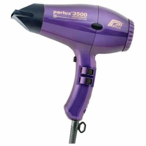 Фен Parlux 3500 SuperCompact Ceramic Ionic фиолетовый
