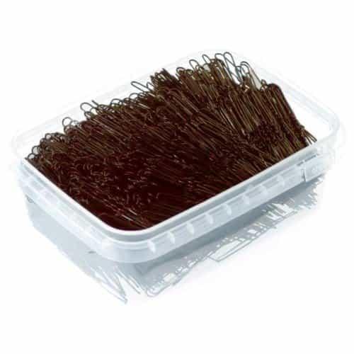 Шпильки Sibel коричневые 65 мм. 500 гр. 946550015
