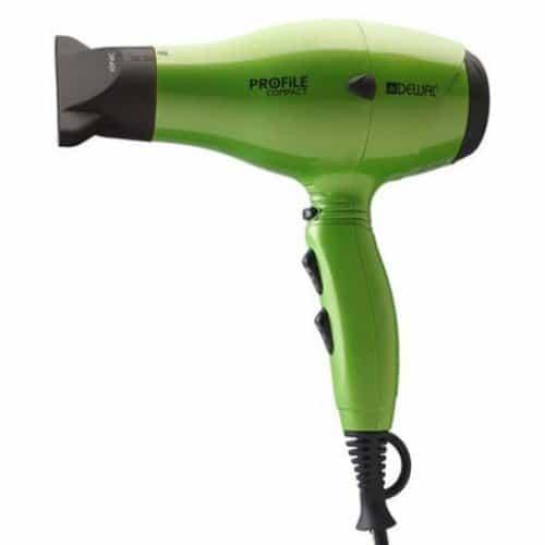 Фен Dewal Profile Compact зеленый 2000 Вт 03-119 Green