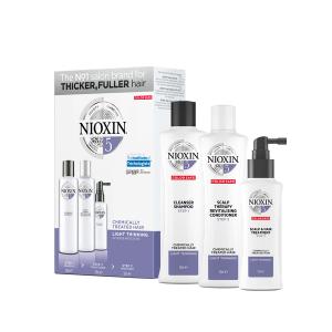 Набор Nioxin Система 5 для химически обработанных и с тенденцией к истончению волос 99240010307