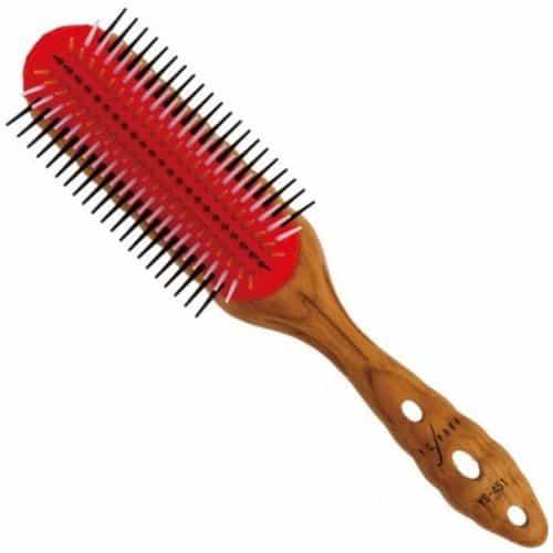 Щетка для волос Y.S.Park Pro Wood Styler YS-451