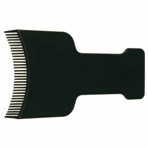 Лопатка Sibel для мелирования с расческой 8418631