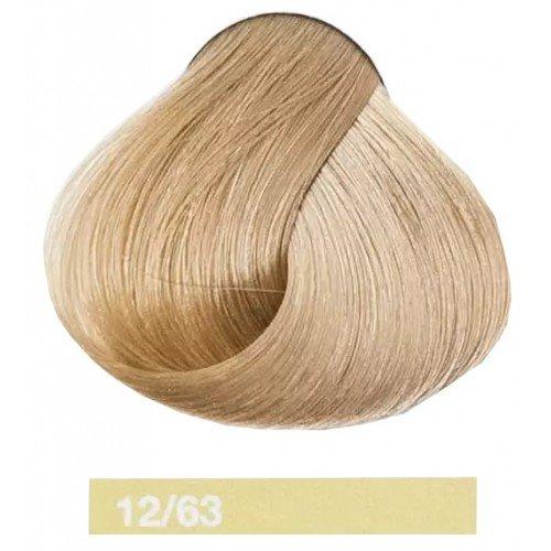 Крем-краска Lakme Collage Clair 12/63, суперосветляющий коричнево-золотистый блондин 28831