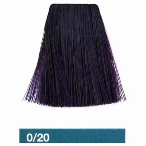 Корректирующая крем-краска Lakme Collage Mix Tones 0/20, фиолетовый микстон 20201