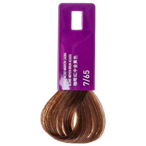 Тонирующая крем-краска Lakme Gloss Color Rinse 7/65, средне-белокурый коричневый  с оттенком красного дерева 37651