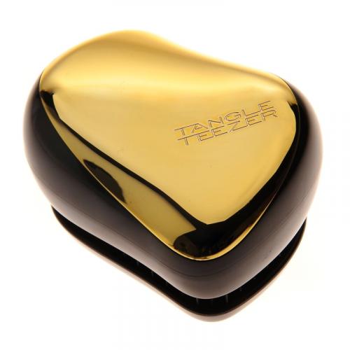 Расческа Tangle Teezer Compact Styler (Gold Rush (золотой/черный))