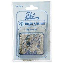 Сеточка для волос Sibel 2 шт. 118023347