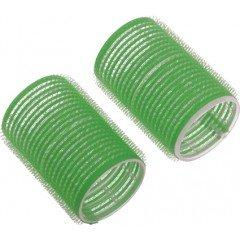 Бигуди-липучки Dewal зеленые, 20 мм, 12 шт/уп R-VTR8