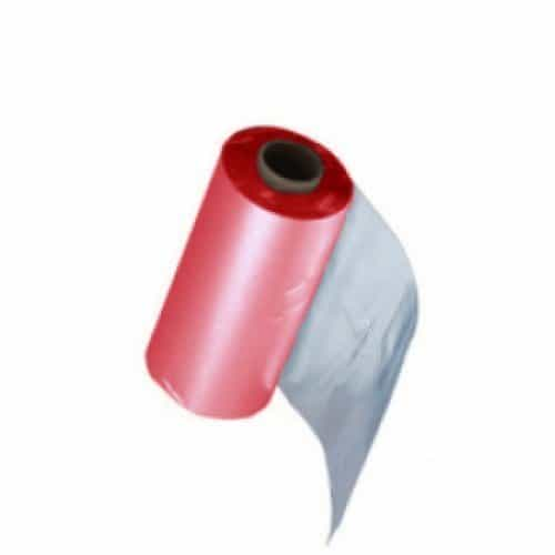 Фольга Dewal красная 25 м,16 мкм 02-25-Red