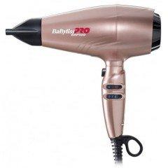 Фен BaByliss Pro Rapido розовое золото 2200 Вт BAB7000IRGE
