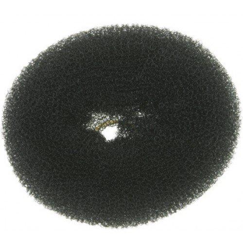 Валик для прически Dewal, сетка, черный, диаметр 10 см HO-5149Black