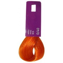 Крем-краска для волос тонирующая LAKME GLOSS 0/40, оранжевый микстон 30401