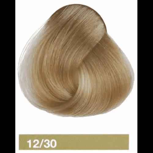 Крем-краска Lakme Collage Clair 12/30, суперосветляющий золотистый блондин 29981