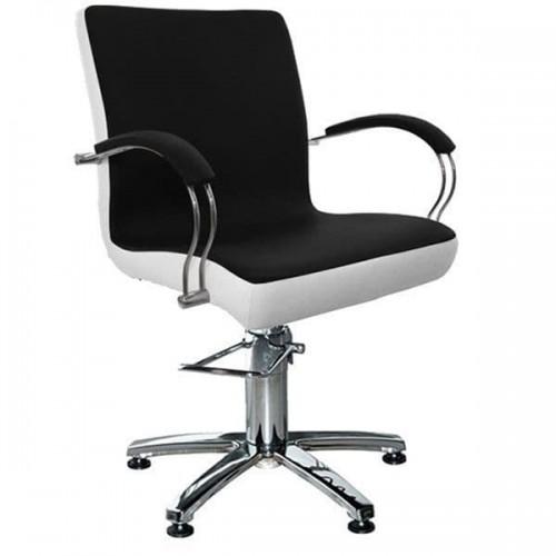 Кресло гидравлика Имидж Мастер Касатка, черное, 600 Долеро, 1,40 К-КСК5