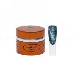 Гель Planet Nails, magic Gel, магнитный, зеленый, 5 г 11703