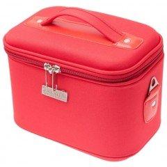 Кейс для парикмахерских инструментов Harizma красный 23x15x18 см h10514-03S