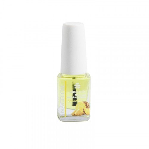 Масло для ногтей и кутикулы Planet Nails, Nageloil, ананас, 11 мл 14019
