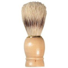 Кисточка-помазок для бритья Titania с ворсом барсука 2828 B