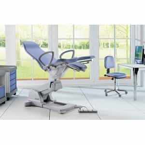 Кресло педикюр LEMI PODO SLINDER, стул 030S бел.weiss F6461198 214+030S