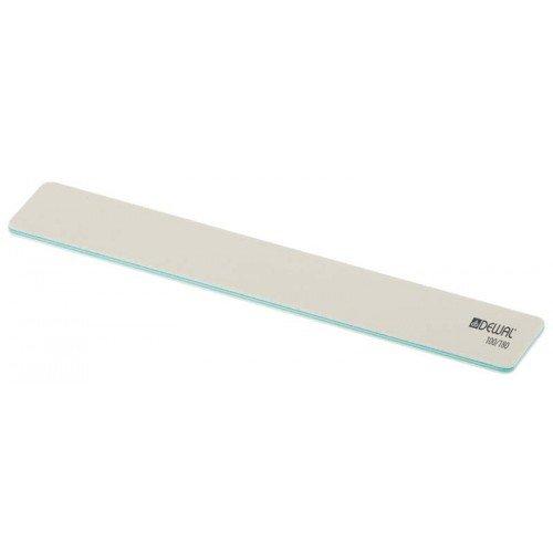 Пилка Dewal широкая белая 18 см 100/180 9100660K