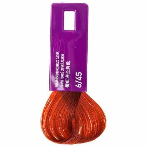 Тонирующая крем-краска Lakme Gloss Color Rinse 6/45, темно-белокурый медно-красный с оттенком красного дерева 36451
