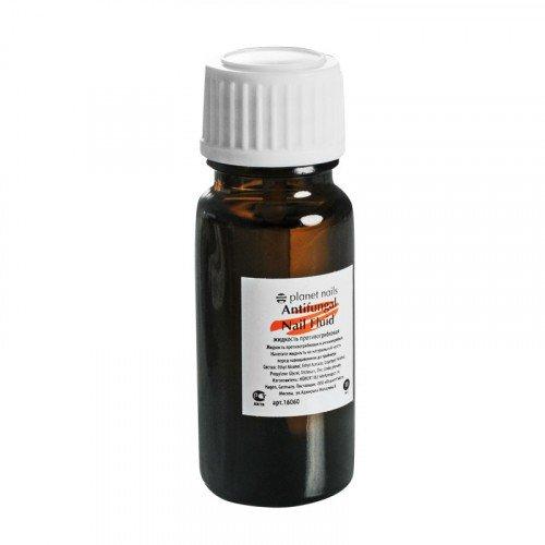 Жидкость противогрибков Planet Nails, Antifungal Nail Fluid, 11 мл 16060