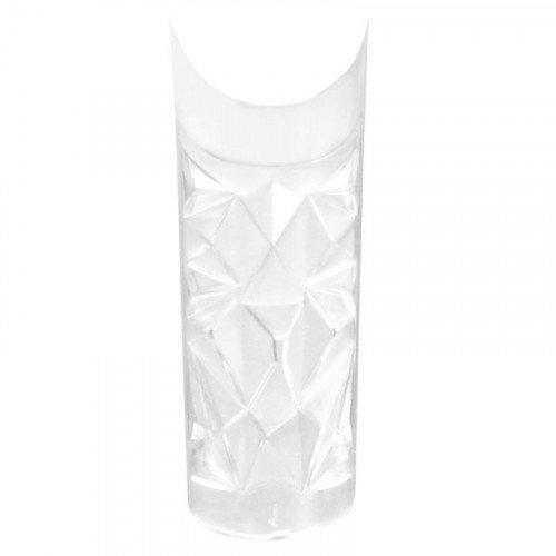 Типсы Planet Nails, хрустальные, 100 шт в упаковке, №1-10 17041