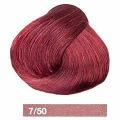 Крем-краска LAKME COLLAGE 7/50, средний блондин махагоновый 27501