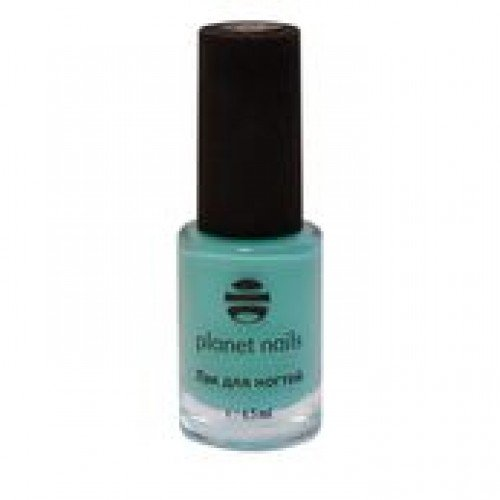 Лак Planet Nails, для Stamping Nail Art, мятный, 13 40013