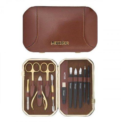 Маникюрный набор Metzger MS-411-HG (11 предметов)