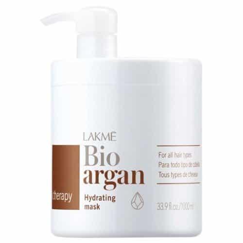 Аргановая увлажняющая маска Lakme K.Therapy Bioargan Hydrating Mask 1000 мл 43010