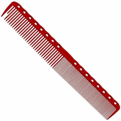 Расческа для стрижки многофункциональная Y.S.Park YS-336 red