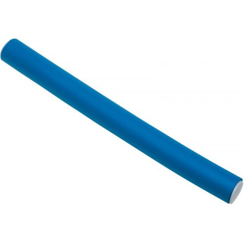 Бигуди-бумеранги Dewal, синие 14 мм х 150 мм 10 шт/уп BUM14150