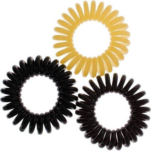 Набор спиральных резинок Sibel Natural 3 шт 660051100