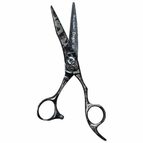 Ножницы прямые Olivia Garden Dragon 550 SH-DG1PC-CR550