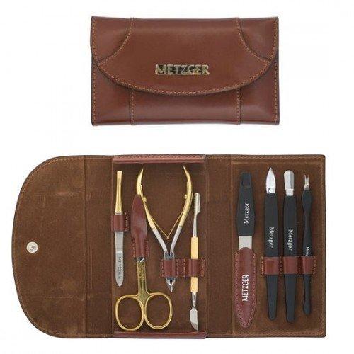 Маникюрный набор Metzger MS-408-HG (8 предметов)