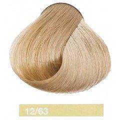 Крем-краска Lakme Collageclair 12/63, суперосветляющая, коричнево-золотистый блондин 28831
