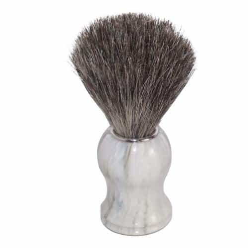 Купить Помазок для бритья Mondial с ворсом барсука M6714