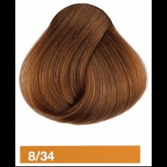 Крем-краска Lakme Collage 8/34, блондин золотисто-медный 28341