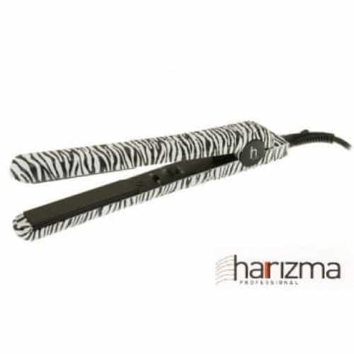 Щипцы-выпрямители Harizma Style Colors h10336LED-01 (Зебра)