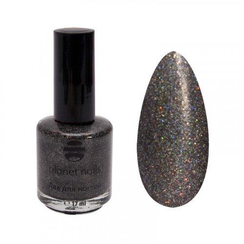 Лак для ногтей Planet Nails, голография, 228, 17 мл 14928