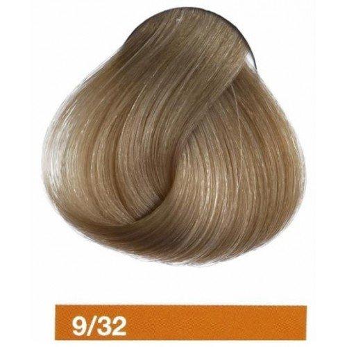 Крем-краска Lakme Collage 9/32, светлый блондин золотисто-фиотлетовый 29321