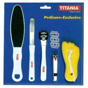 Набор для педикюра Titania 31251 3025/1.A