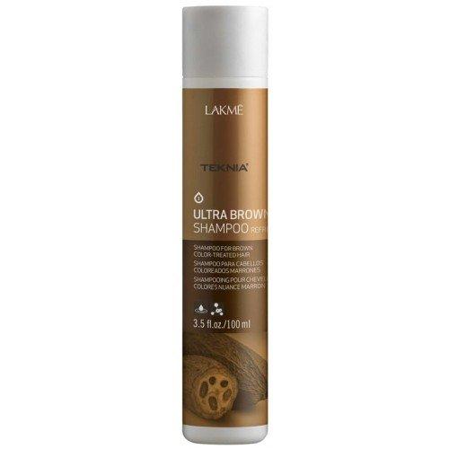 Шампунь Lakme Teknia Ultra Brown Shampoo 100 мл 47023