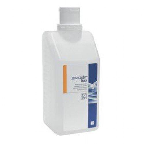 Диасофт Planet Nails, био - антисептическое мыло для рук, 1000 мл 16070