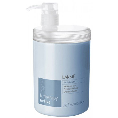 Маска Lakme K.Therapy Active Fortifying Mask Weakened Hair 1000 мл 43063