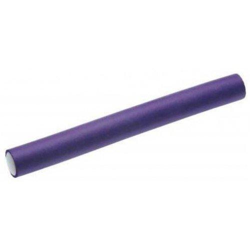 Бигуди-бумеранги Sibel пурпурные, 18 см х 20 мм 12 шт. 4222069
