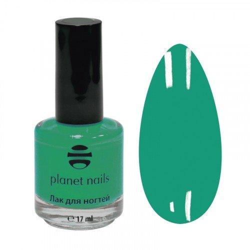 Лак для ногтей Planet Nails, с эффектом гелевого покрытия, 874, 17 мл 14874